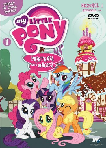 My Little Pony - DVD nr. 1