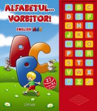Alfabetul... vorbitor! English ABC