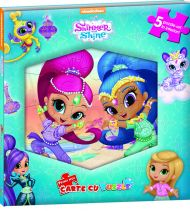 Prima mea carte cu Puzzle - My Little Pony