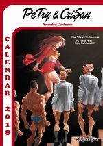 Calendar Petry and Crisan 2018 (eBook) 18+