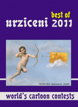 Best Of Urziceni 2011 - Cartoons (eBook)