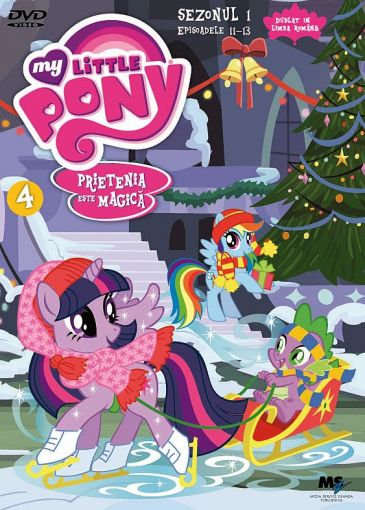 My Little Pony - DVD 4