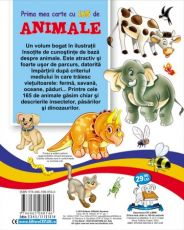 Prima mea carte cu 165 de animale