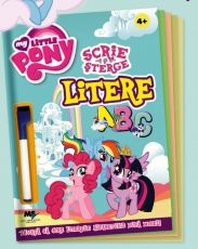 My Little Pony - Scrie si sterge litere