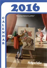 Calendar Petry and Crisan 2016 (eBook) 16+